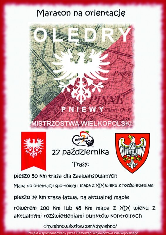 Dla upamiętnienia 100 rocznicy wybuchu Powstania Wielkopolskiego – Olędry 2018