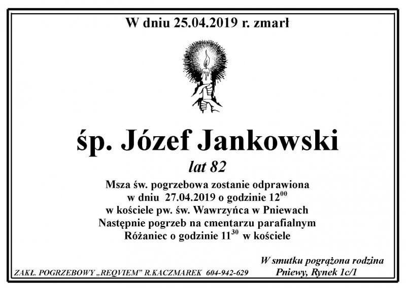 Żyli wśród nas – Józef Jankowski