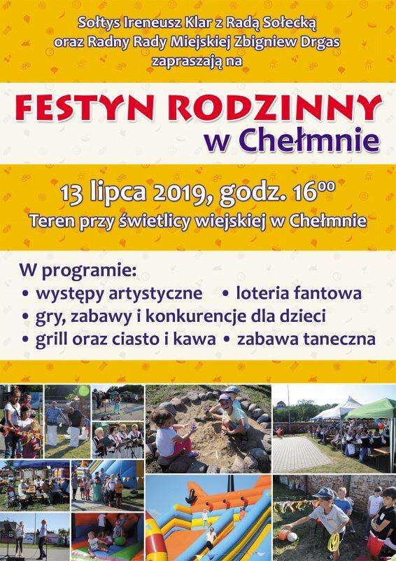 Festyn rodzinny wChełmnie
