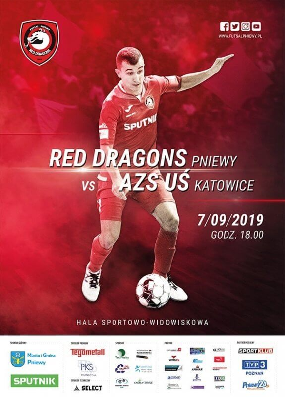 Red Dragons inauguruje ligę