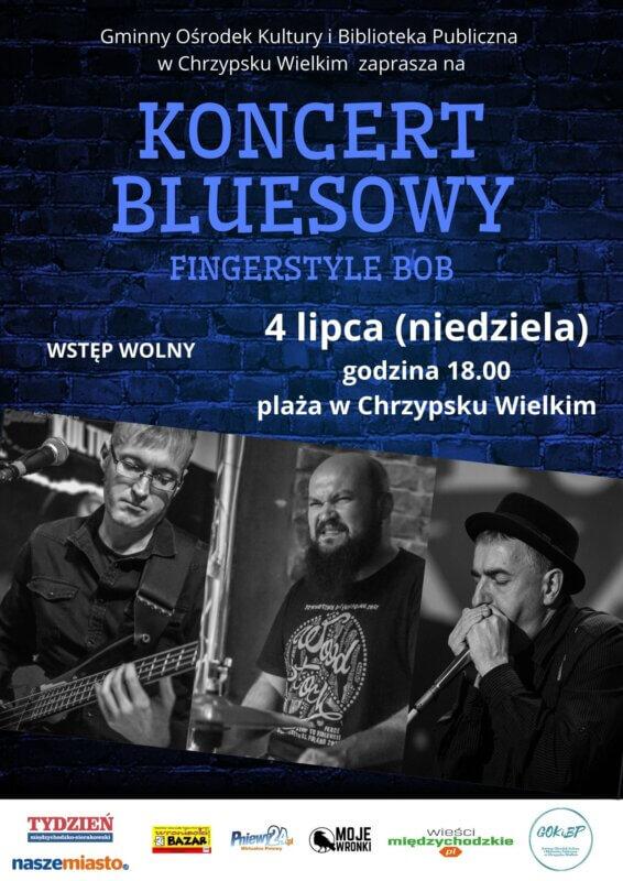 Blues nadJeziorem Chrzypskim